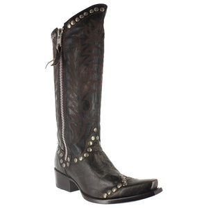 "Old Gringo Leather Boots Rockrazz 13"" Shaft"