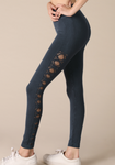 Nikibiki Side Pointelle Leggings