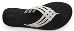 Sanuk Yoga Salty Flip Flops in White