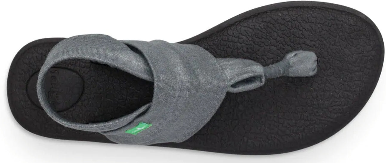 Sanuk Yoga Sling 2 Shimmer in Urban Chic