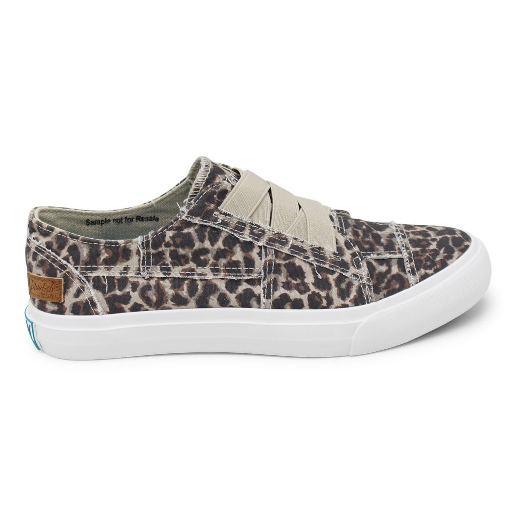 Blowfish Marley Olive Tabby Cat Sneakers