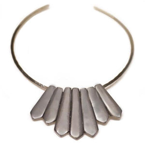 The 2Bandits Bandit Bib Necklace
