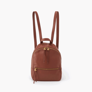 Hobo Cliff Backpack Bag in Black or Toffee