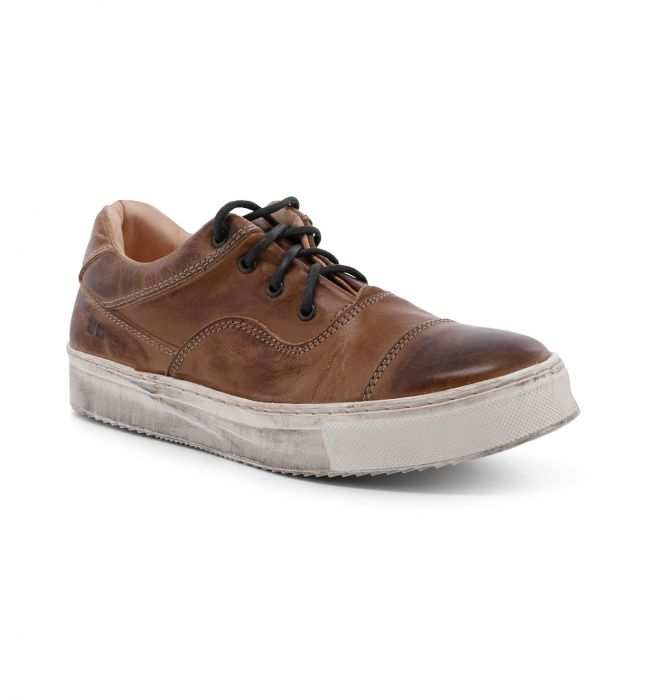 Bed Stu Holly Sneakers in Tan Rustic - tempting-teal-boutique