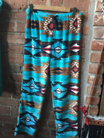 Romantic Nordic/Aztec Lounge Pants