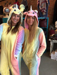 Unicorn Plush Onesie