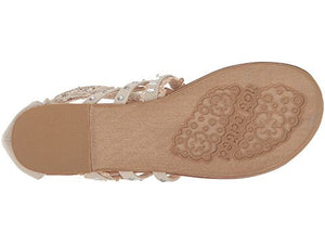 Xara Cream Sandal