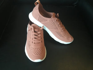 Not Rated Mana Sneakers in Salmon Pink