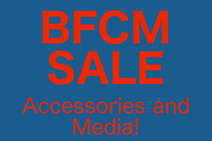 BFCM Sale - Accessories and Media