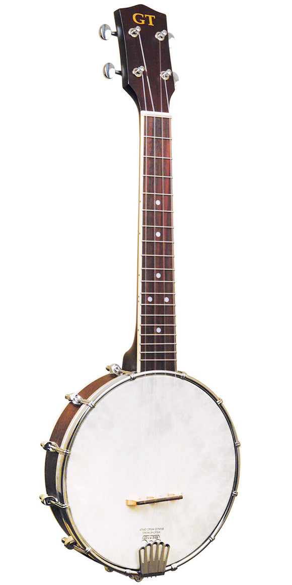 Gold Tone BU-1 Ukulele Banjo w/pickup and gig bag - Jakes Main Street Music