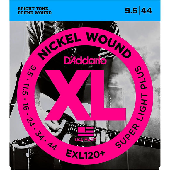 D'Addario EXL120+ Super Light Plus Electric Guitar Strings - Jakes Main Street Music