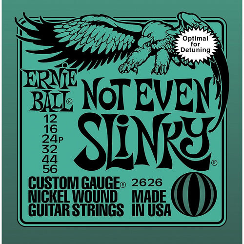 Ernie Ball 2626 Not Even Slinky Electric Guitar Strings - Jakes Main Street Music