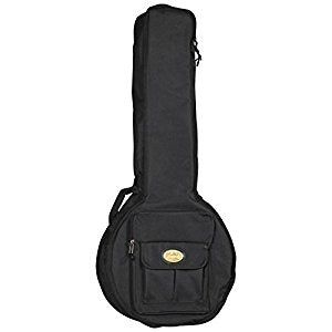 Superior C-269T Trailpak II Tenor / Open-back Banjo Gig bag - Jakes Main Street Music