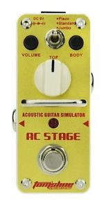 Tomsline AAS-3 Acoustic Guitar Simulator Pedal - Jakes Main Street Music