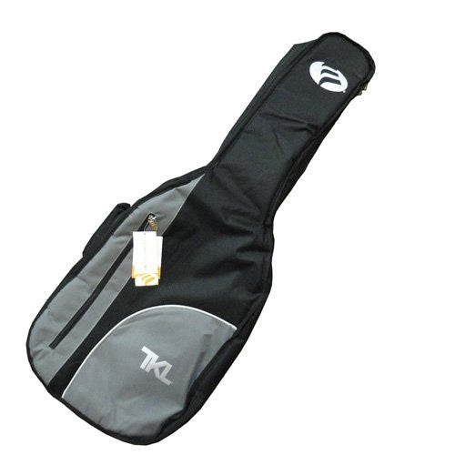 TKL 4615 Black Belt Dreadnaught Gig Bag - Jakes Main Street Music