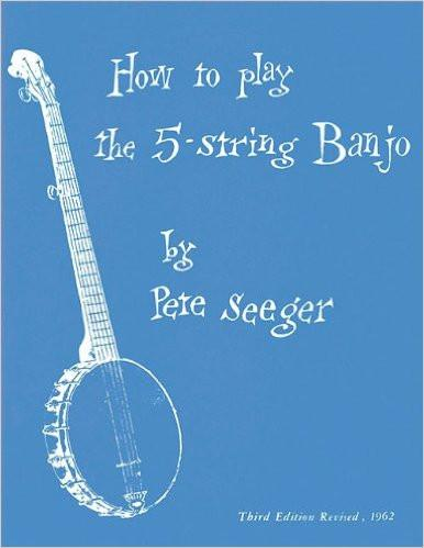 Pete Seeger - How to Play the 5-String Banjo - Jakes Main Street Music
