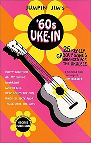 Jumpin' Jim's '60s Uke-In - Jakes Main Street Music