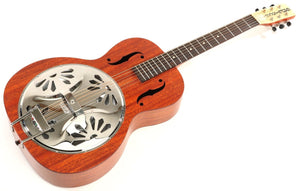 "Gretsch G9200 ""Boxcar"" Round-Neck  Resonator Guitar - Jakes Main Street Music"