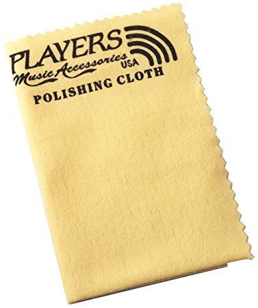 Players Polishing Cloth BA-PC-S Woodwind Guitar & Violin - Jakes Main Street Music