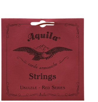 Aquila Red Series Ukulele Strings - Jakes Main Street Music