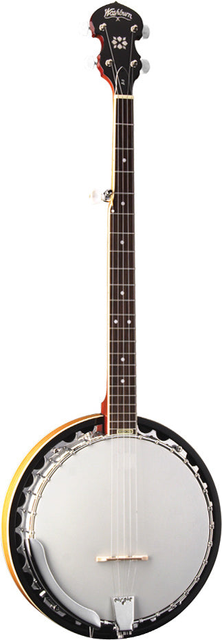 Washburn B-9WSH Resonator Banjo