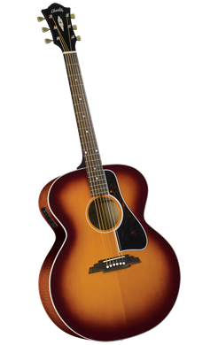 Blueridge BG-1500E Contemporary Super Jumbo Guitar - Flamed Maple - Jakes Main Street Music
