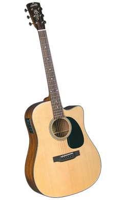 Blueridge BR-40CE - Jakes Main Street Music