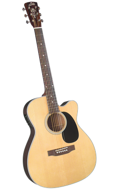 Blueridge BR-63CE - Jakes Main Street Music