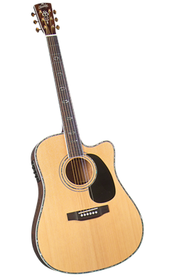 Blueridge BR-70CE - Jakes Main Street Music