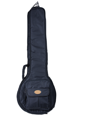 Superior C-267T Trailpak II Open-back Tenor Banjo Gig bag