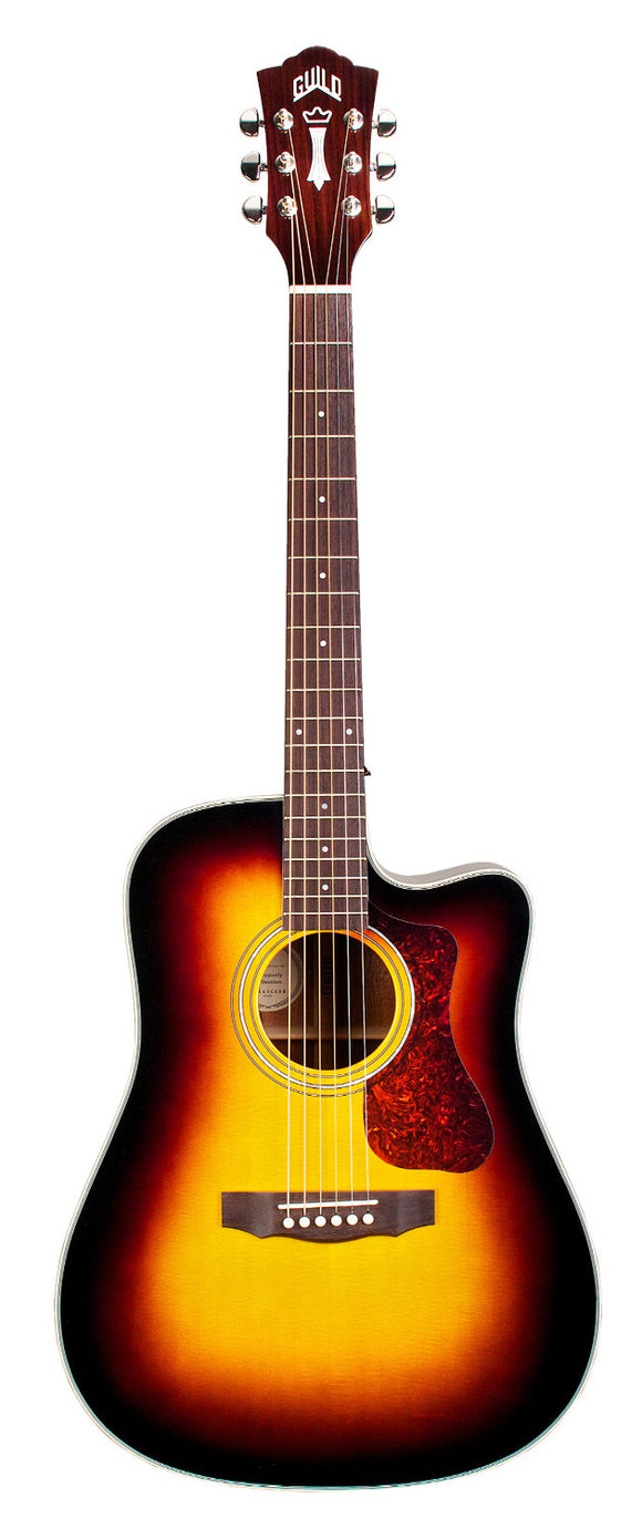 Guild D-140CE Acoustic-Electric All Solid Wood