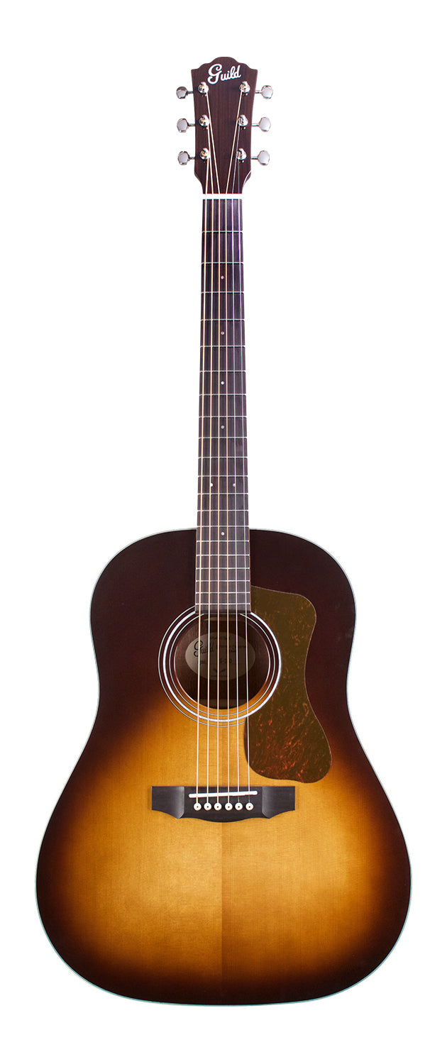 Guild DS-240 Memoir Slope Shoulder Guitar - Sunburst