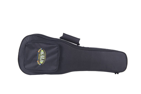 Kala DUB2-K Series Deluxe Heavy Padded Ukulele Bags with Logo - Jakes Main Street Music
