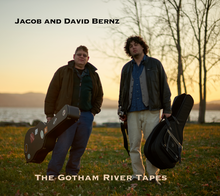 Load image into Gallery viewer, The Gotham River Tapes - Jacob and David Bernz - Jakes Main Street Music