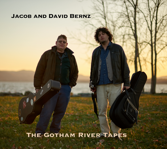 Gotham River Tapes CD - Jacob and David Bernz - Jakes Main Street Music