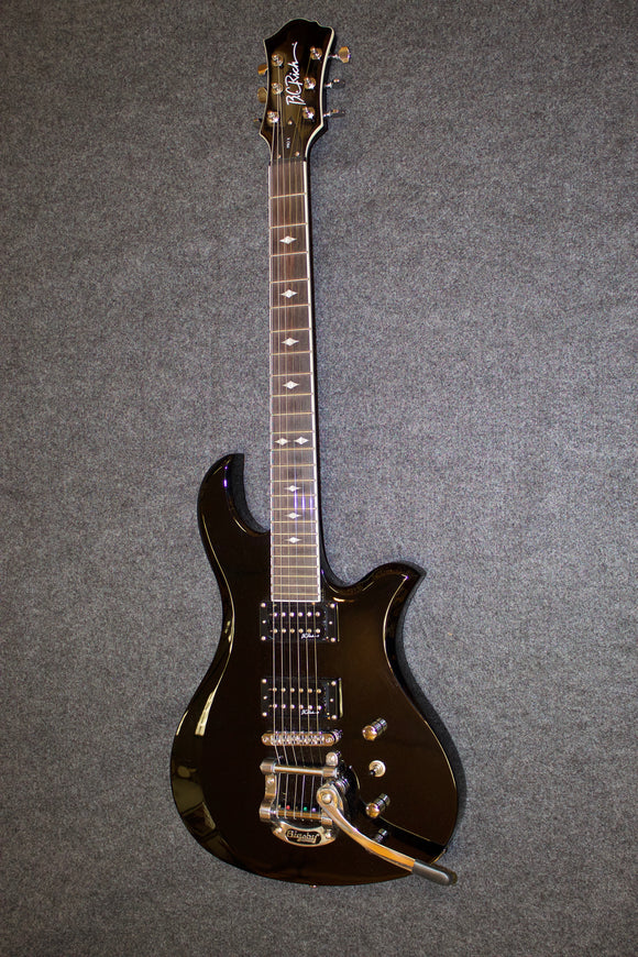B. C. Rich Eagle Pro X - used c. 2015 Black
