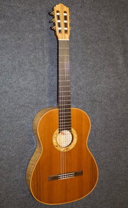 Cynthia H. Burton Redwood Classical Guitar - 1993 - Jakes Main Street Music