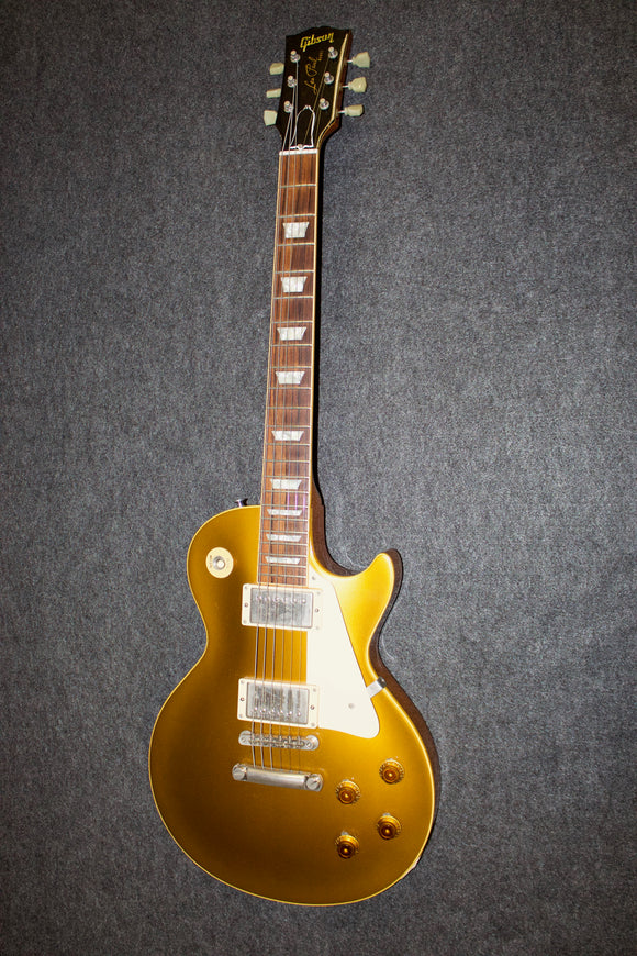 Gibson Historic '57 Reissue Les Paul Goldtop (2000) - Jakes Main Street Music