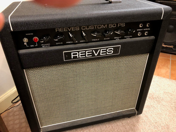 Reeves custom 50-PS