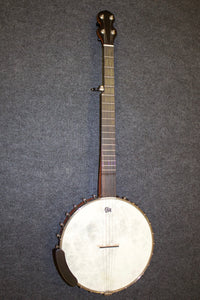 "Mendel Maple 12"" Openback Banjo (2013) - Jakes Main Street Music"