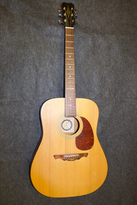 Alvarez Regent Model 5210 (1990s) - Jakes Main Street Music