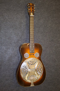Dobro Resonator Guitar (1975) - Set for Slide - Jakes Main Street Music