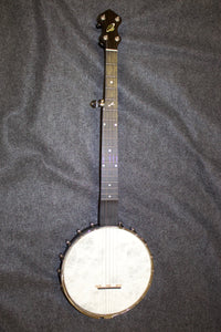Mike Ramsey Chanterelle 10' Pot Banjo c. 2003 - Jakes Main Street Music