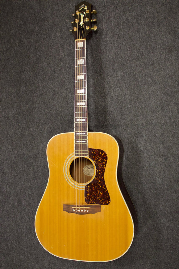 Guild D-48  One of a kind? Prototype? c.1989-1990 - Jakes Main Street Music