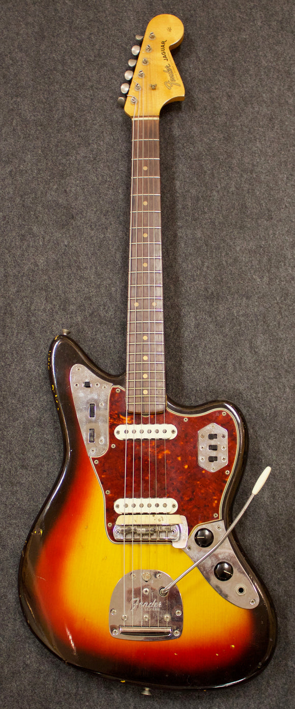 Fender Jaguar (1964) electric guitar - Jakes Main Street Music