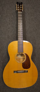 Collings OOO1 (No. 28401) acoustic guitar w/ Torrified Spruce Top - Jakes Main Street Music