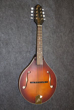 "Load image into Gallery viewer, Loar LM-110 Sunburst ""A"" Mandolin, slightly used c. 2017 - Jakes Main Street Music"