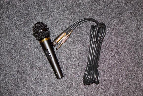 ALECA LM-575 Dynamic Microphone w/cord - Jakes Main Street Music