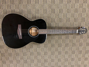 Voyage Air VAOM -04BK Folding guitar