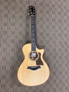 Taylor 712CE (2017) Grand Concert Acoustic/Electric Guitar
